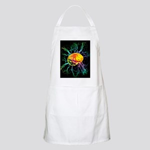 Brain activity - Apron