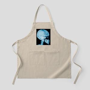Human skull - Apron