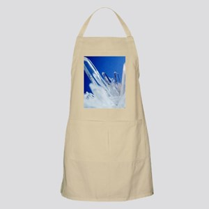 Quartz crystals - Apron