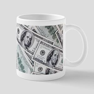 Money - Hundred Dollar Bills Mugs