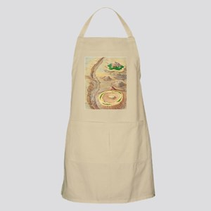 Types of islands - Apron
