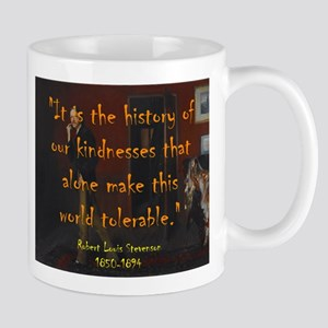 It Is The History of Our Kindnesses - Stevenson Mu