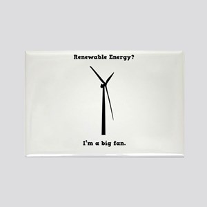 I'm a big fan Rectangle Magnet