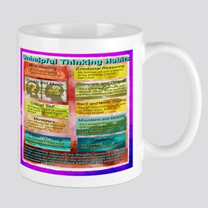 Unhelpful Thinking Habits skills Mug