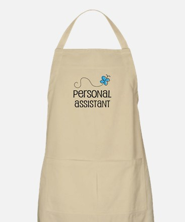Cute Personal assistant Apron