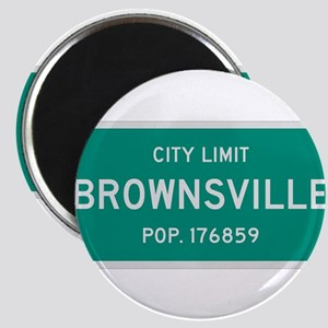 Brownsville, Texas City Limits Magnet
