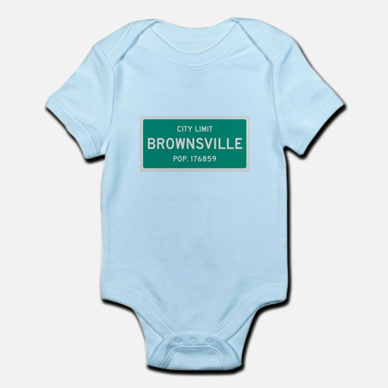 Brownsville, Texas City Limits Body Suit