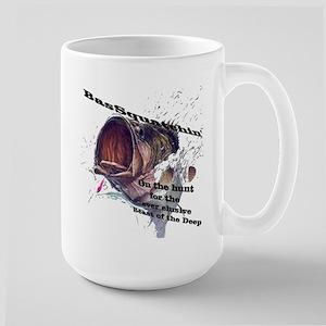 Bassquatch Mug