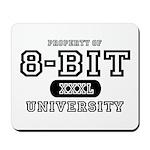 8-Bit University Mousepad