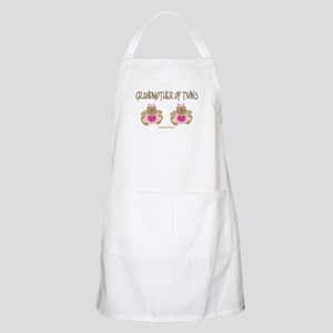 Grabdmother Of Twins (2 Girls) BBQ Apron