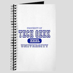 Tech Geek University Journal
