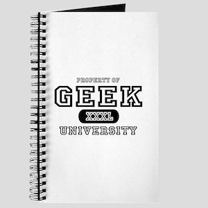 Geek University Journal