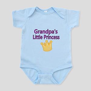 Grandpas Little Princess Body Suit