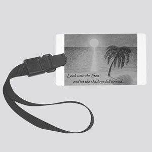 The Son Luggage Tag