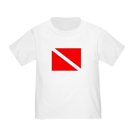 Toddler Diver T-Shirt