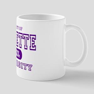 Geekette University Mug