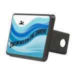 SWIMMER Hitch Cover