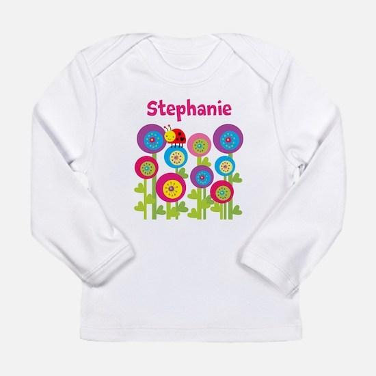 Ladybug Garden Long Sleeve T-Shirt