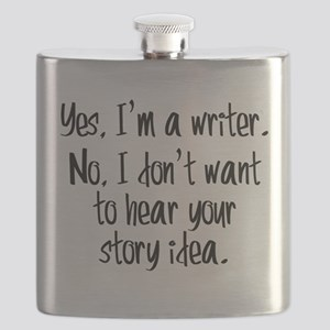 Writers and Story Ideas Flask