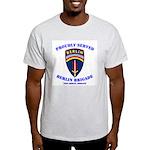 The Berlin Brigade Veteran Ash Grey T-Shirt