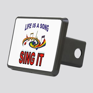 SONG OF LIFE Hitch Cover