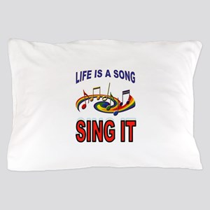 SONG OF LIFE Pillow Case