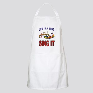 SONG OF LIFE Apron