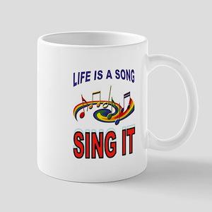 SONG OF LIFE Mug