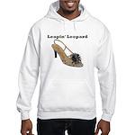 Leapin' Leopard Hooded Sweatshirt