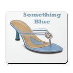 Something Blue Mousepad