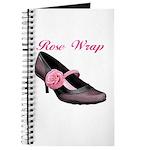 Rose Wrap Journal