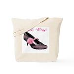 Rose Wrap Tote Bag
