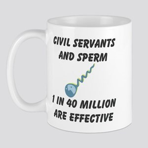 Civil Servants Mug