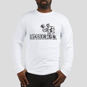 Big Biceps Peaks Long Sleeve T-Shirt