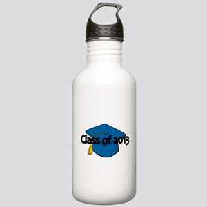 Class of 2013 with Hat Water Bottle