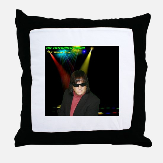 I Partied With PTK Throw Pillow