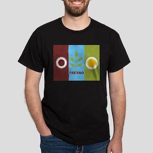Fresno Flag Dark T-Shirt