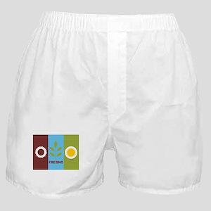 Fresno Flag Boxer Shorts