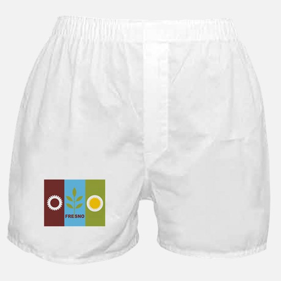 Fresno Flag Boxer Shorts
