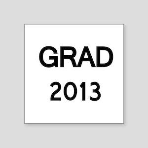 GRAD 2013 Sticker