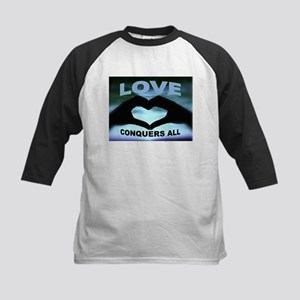LOVE CONQUERS Baseball Jersey
