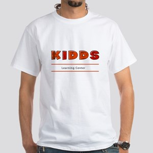 Adults White T-Shirt