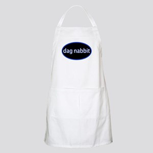 Dag nabbit BBQ Apron