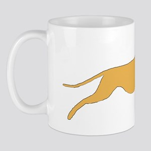 Leaping Fawn Great Dane Mug