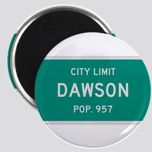 Dawson, Texas City Limits Magnet
