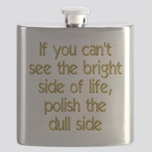 Bright Side of Life Flask