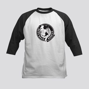 Ruff Road Rescue New England logo Baseball Jersey