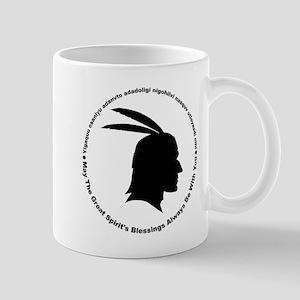 Great Spirits Blessings Mug