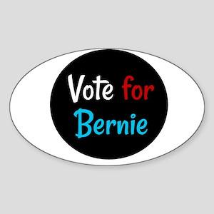 Vote for Bernie Sticker