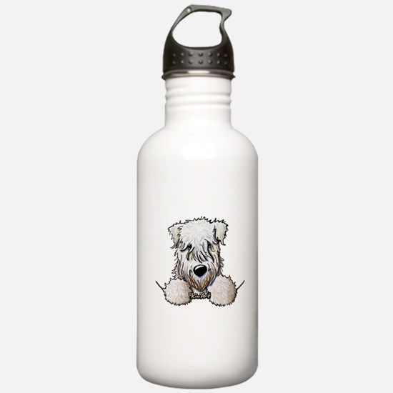 SC Wheaten Pocket Water Bottle